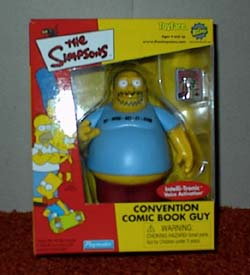 Convention Comic Book Guy